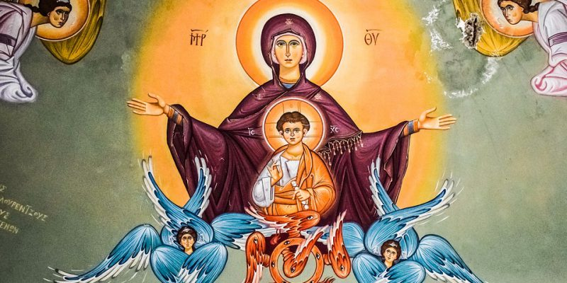 worship of mary
